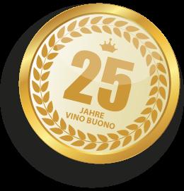 25 Jahre Vino buono